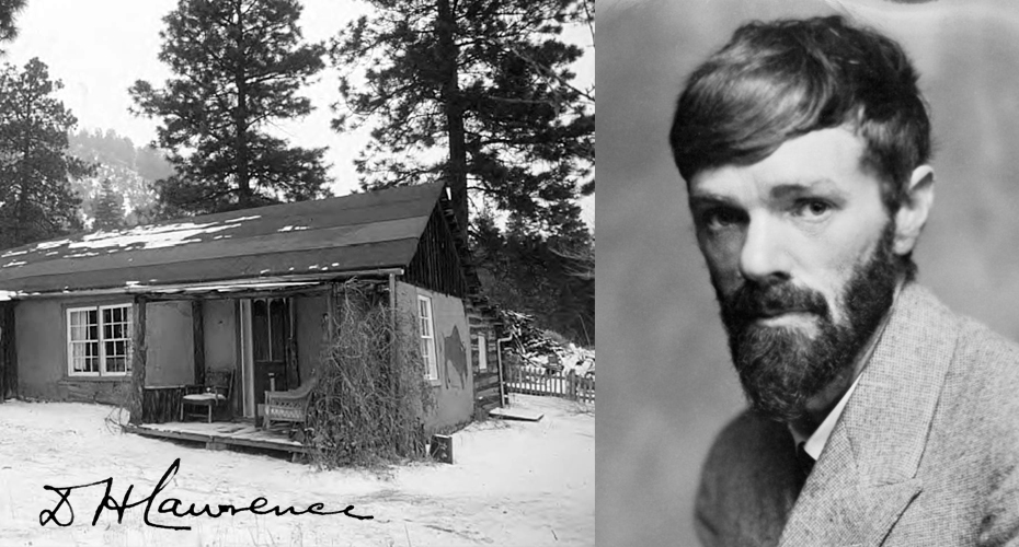 Dh lawrence essay new mexico